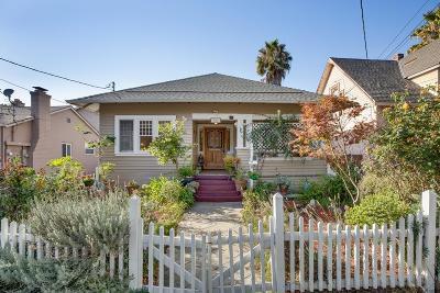 SAN JOSE Single Family Home For Sale: 941 E Julian St