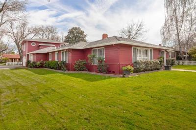 Modesto Single Family Home For Sale: 324 Bonita Ave