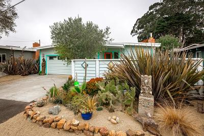 APTOS Single Family Home For Sale: 526 Maple St