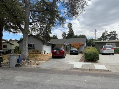 SAN JOSE Single Family Home For Sale: 2062 Laurelei Ave