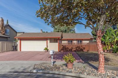SAN JOSE Single Family Home For Sale: 19 Via Campina