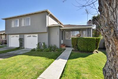 SAN MATEO Single Family Home For Sale: 1002 Haddon Dr