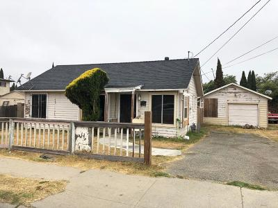 SALINAS Single Family Home For Sale: 763 Kilbreth Ave