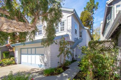 Redwood Shores Single Family Home For Sale: 51 Dockside Cir