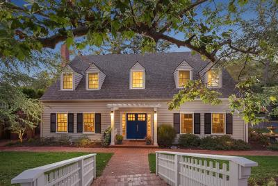 LOS GATOS Single Family Home For Sale: 141 Via Santa Maria