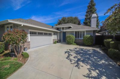 MORGAN HILL Single Family Home For Sale: 17838 Calle Tierra