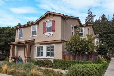 Scotts Valley Single Family Home For Sale: 100 Castle Ridge Way