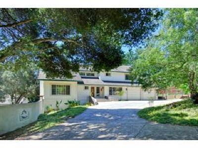 Santa Cruz Single Family Home For Sale: 2230 Glen Canyon Rd
