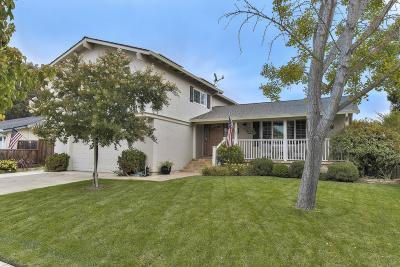 GILROY Single Family Home For Sale: 7170 Orchard Dr