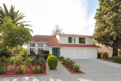 SUNNYVALE Single Family Home For Sale: 1641 Eagle Dr