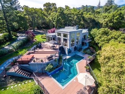 LOS ALTOS Single Family Home For Sale: 10600 Chardonnay Ln