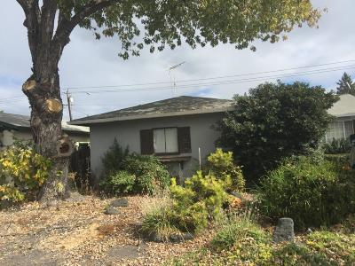 Mountain View Single Family Home For Sale: 1618 Spring St