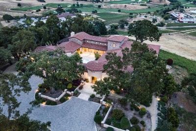 SAN MARTIN Single Family Home For Sale: 2080 Llano Ln