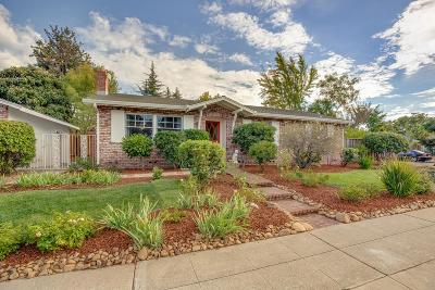 LOS GATOS Single Family Home For Sale: 355 Blackwell Dr