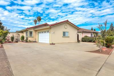 Santa Cruz County Single Family Home Contingent: 409 Green Valley Rd
