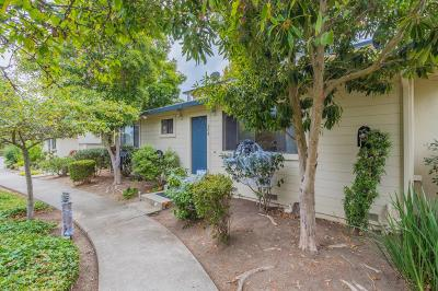 WATSONVILLE Condo For Sale: 208 Green Meadow Dr A