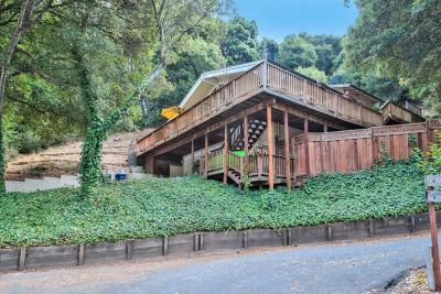 Aptos, Soquel Single Family Home For Sale: 964 Wallace Ave
