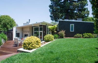 Portola Valley Single Family Home For Sale: 250 Dedalera Dr