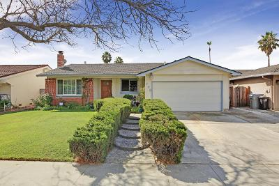 Single Family Home For Sale: 758 Pronto Dr
