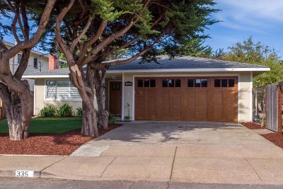 Moss Beach Single Family Home For Sale: 335 Virginia Ave