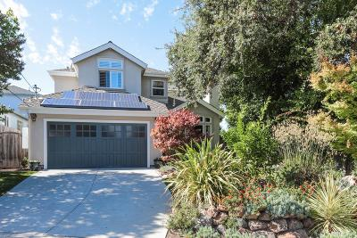 SAN CARLOS Single Family Home For Sale: 240 Edgehill Dr