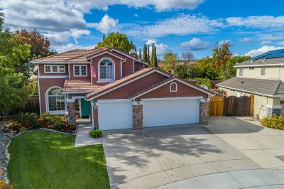 GILROY Single Family Home For Sale: 9481 Trailblazer Way
