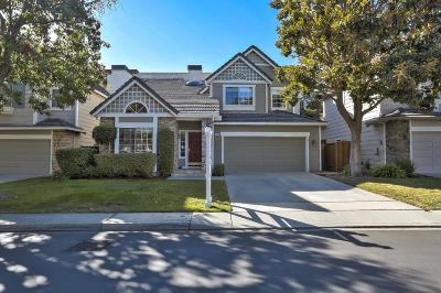 Redwood City Single Family Home For Sale: 116 Danbury Ln