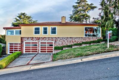 San Mateo Single Family Home For Sale: 423 W 38th Ave