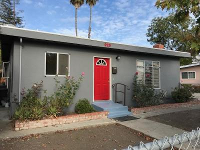 REDWOOD CITY Multi Family Home Contingent: 925 7th Ave