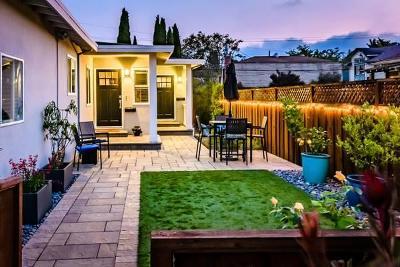 Burlingame Rental For Rent: 951 Chula Vista Ave