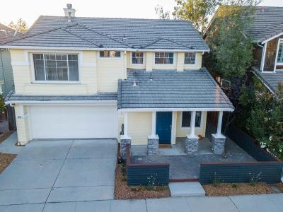 SCOTTS VALLEY Single Family Home For Sale: 613 Coast Range Dr