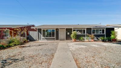 SAN JOSE Single Family Home For Sale: 3839 Kauai Dr