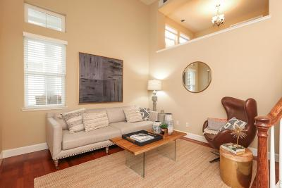 Cupertino, Sunnyvale Townhouse For Sale: 10845 N Stelling Rd