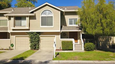 SCOTTS VALLEY Townhouse For Sale: 14 Morgan Ct