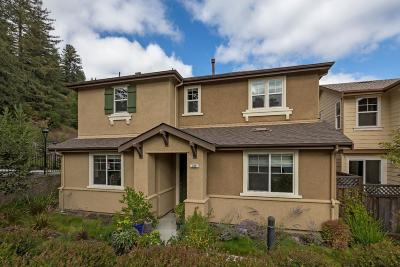 Scotts Valley Single Family Home For Sale: 209 Gold Court