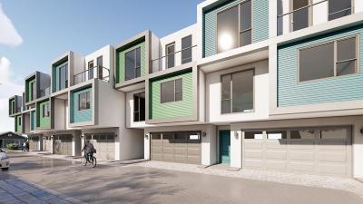 San Jose Residential Lots & Land Contingent: 345 S Willard Ave