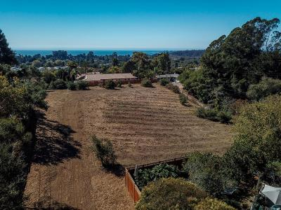 Santa Cruz County Residential Lots & Land For Sale: 0 Grapevine/Mesa