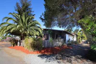 Santa Cruz County Single Family Home For Sale: 1211 Webster St