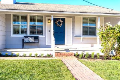 Belmont Single Family Home For Sale: 1172 Villa Ave