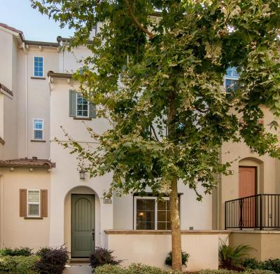 Mountain View Townhouse For Sale: 483 Magritte Way