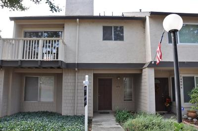 MORGAN HILL Townhouse For Sale: 14896 Tahoe Way