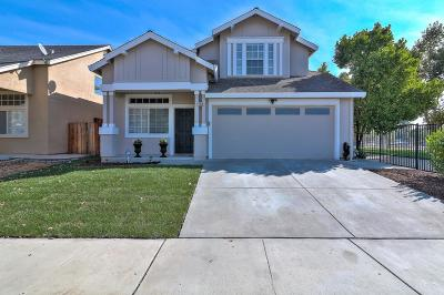 Gilroy Single Family Home For Sale: 9310 Hirasaki Ave