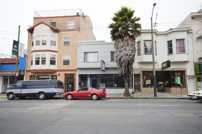SAN FRANCISCO Multi Family Home For Sale: 4835 Mission St