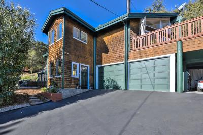 REDWOOD CITY Single Family Home For Sale: 2832 Brewster Ave