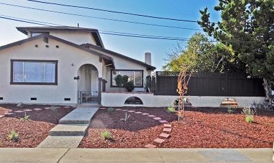 Santa Clara Single Family Home For Sale: 1610 Long St