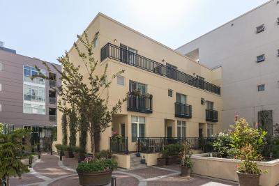 SAN JOSE Townhouse For Sale: 25 S 3rd 116