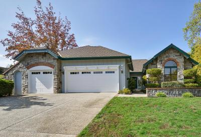 REDWOOD CITY Single Family Home For Sale: 1 Woodridge Ct