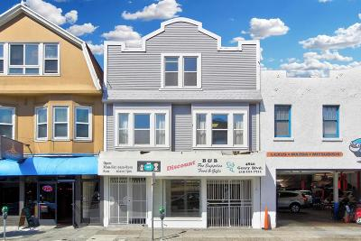SAN FRANCISCO Multi Family Home For Sale: 4820-4824 Geary Blvd