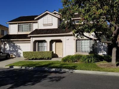 San Jose Single Family Home For Sale: 72 Rockway Dr