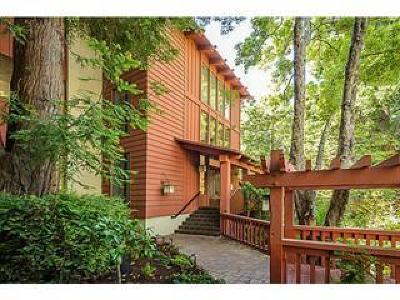 Burlingame Rental For Rent: 1435 Bellevue Ave 206